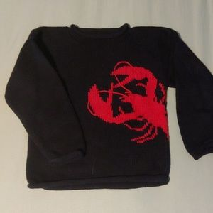 3/$10 lobster sweater
